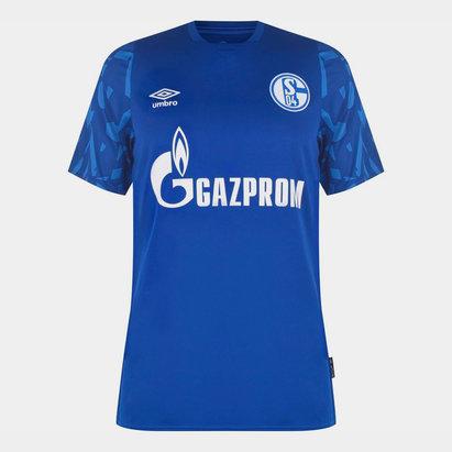 Umbro Schalke Home Shirt 2019 2020
