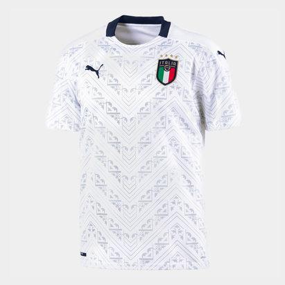 Puma Italy 2020 Away Kids Replica Football Shirt