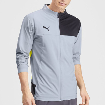Puma Full Zip Tracksuit Top Mens