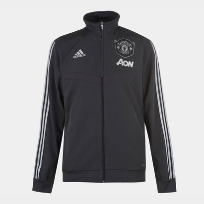 adidas Manchester United European Pre Match Jacket 2019 2020