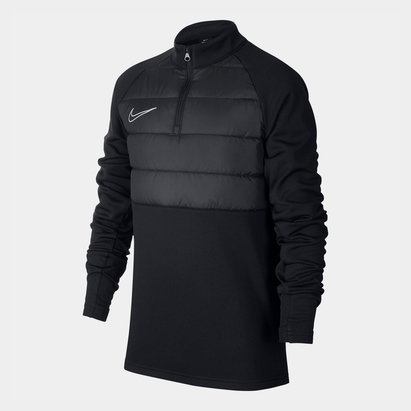 Nike Academy Winter Mid Layer Drill Top Mens
