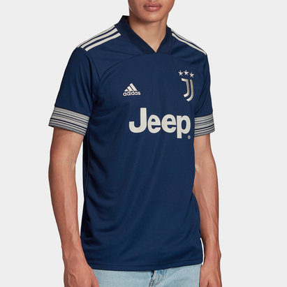adidas Juventus Away Shirt 20/21 Mens