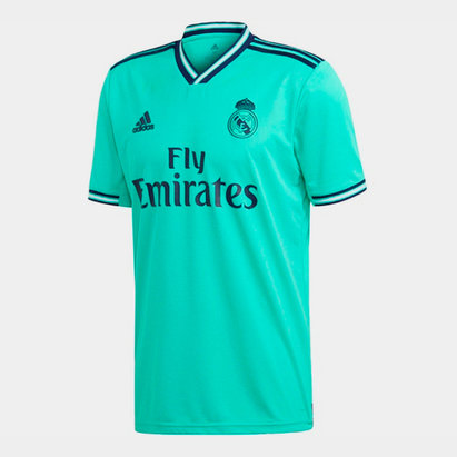 adidas Real Madrid Third Shirt 2019 2020