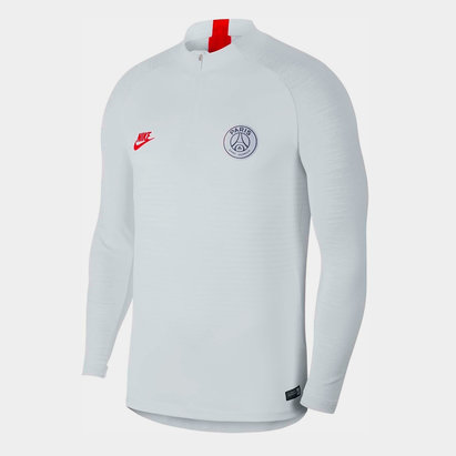 Nike Paris Saint Germain Vaporknit Drill Top 2019 2020 Mens