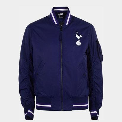 Nike Tottenham Hotspur American Football Jacket Mens