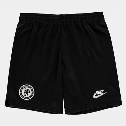 Nike Chelsea 19/20 3rd Kids Football Shorts