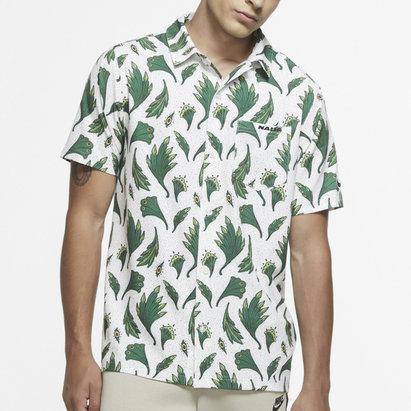 Nike Nigeria Short Sleeve Shirt Mens