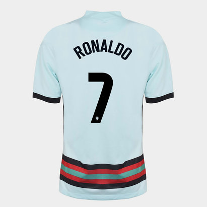 Puma Portugal Cristiano Ronaldo Away Shirt 2020
