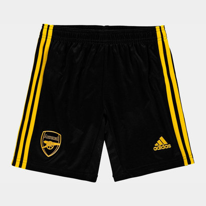 adidas Arsenal 19/20 Kids 3rd Football Shorts