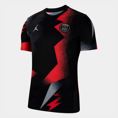 Nike Paris Saint Germain Pre Match Shirt 2019 2020 Mens