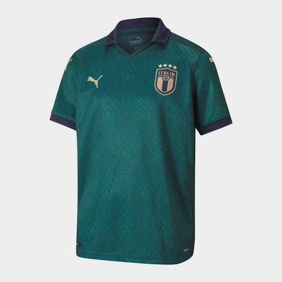 Puma Italy 2020 3rd Kids Replica Football Shirt