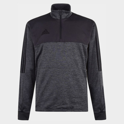 adidas Winter Zip Top Mens
