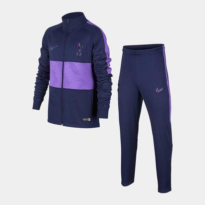 Nike Tottenham Hotspur Strike Tracksuit 2019 2020 Junior