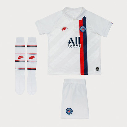 Nike Paris Saint-Germain 19/20 3rd Mini Kit