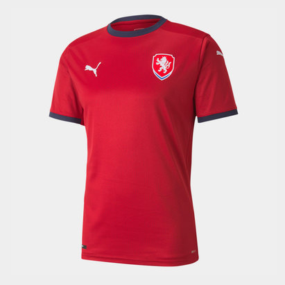 Puma Czech Republic 2020 Home Football Shirt