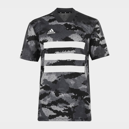 adidas Tango All Over Print T Shirt