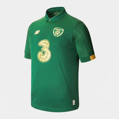 New Balance Ireland Home Shirt 2020