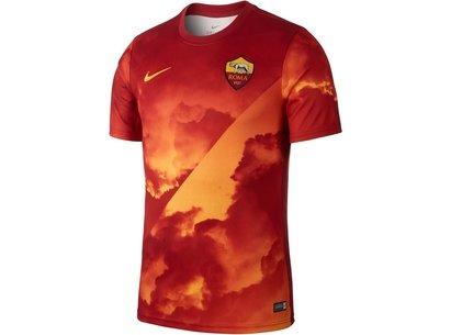 Nike AS Roma Pre Match Shirt 2019 2020