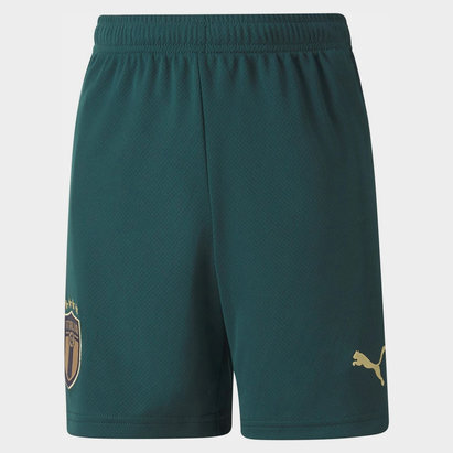 Puma Italy Third Shorts 2020 Junior
