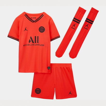 Nike Paris Saint Germain x Jordan Away Mini Kit 2019 2020