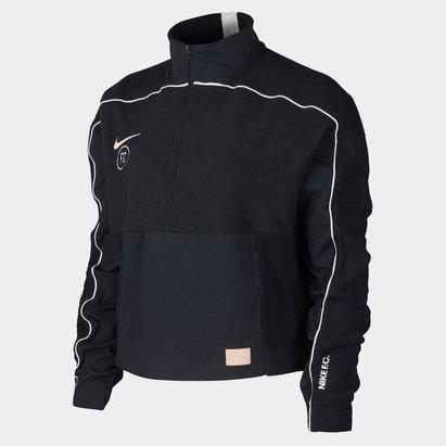 Nike FC Midlayer Zip Top Ladies