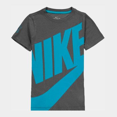 Nike Tottenham Hotspur Swoosh T-Shirt 2019 2020 Junior