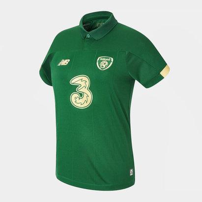 New Balance Ireland Home Shirt 2020 Ladies