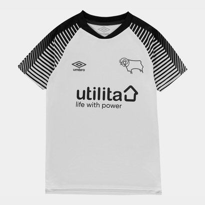 Umbro Derby County Home Shirt 2019 2020 Junior