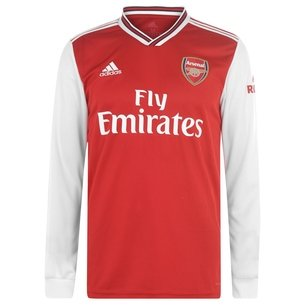 adidas Arsenal 19/20 Home L/S Replica Shirt
