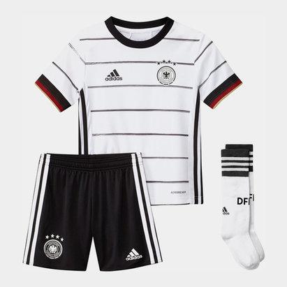 adidas Germany 2020 Home Mini Football Kit