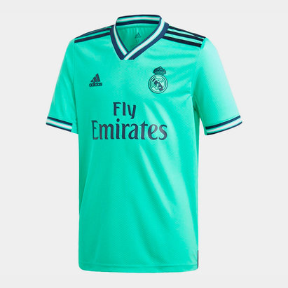 adidas Real Madrid 19/20 3rd Replica Kids Football Shirt