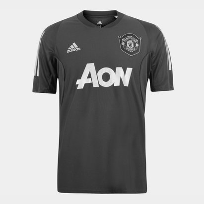 adidas Manchester United European Training Shirt 2019 2020 Mens