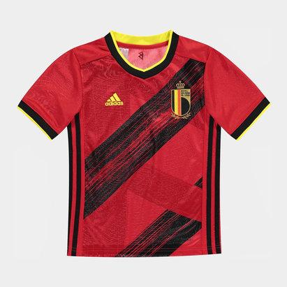 adidas Belgium Home Shirt 2020 Junior