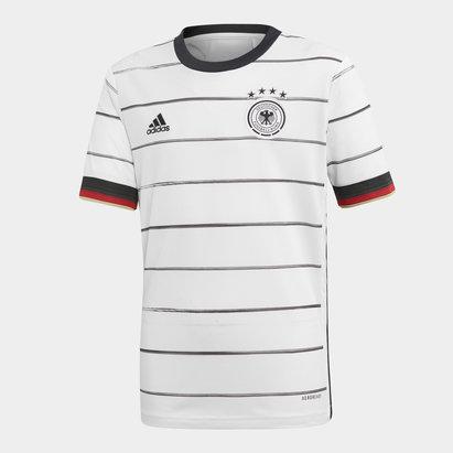 adidas Germany 2020 Home Kids Replica Football Shirt