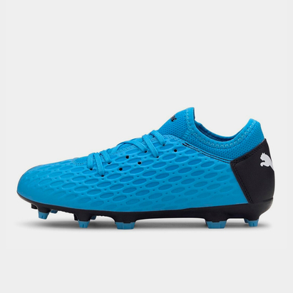 Puma Future 5.4 Firm Ground Football Boots Junior Boys