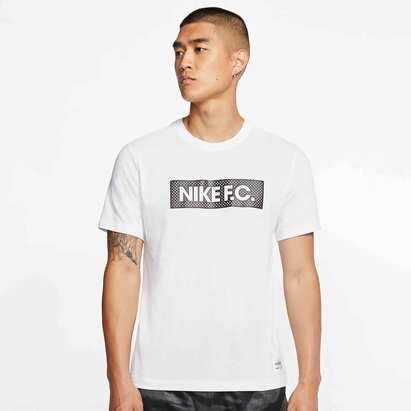 Nike Football Club Block T Shirt Mens
