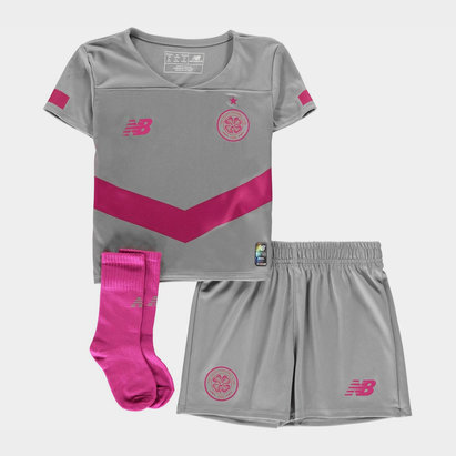 New Balance Celtic Third Mini Kit 2019 2020