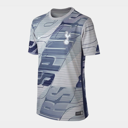Nike Tottenham Hotspur Pre Match Shirt 2019 2020 Junior