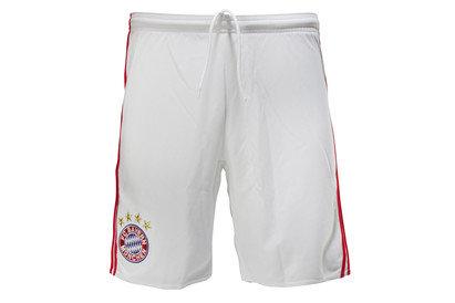 Bayern Munich 1617 Home Football Shorts