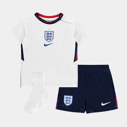 Nike England 2020 Home Baby Football Kit