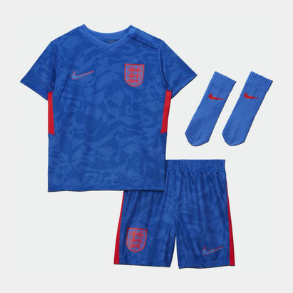 Nike England 2020 Away Baby Football Kit