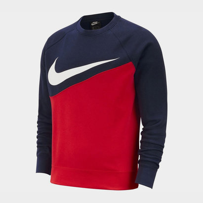 Nike BB Swoosh Crew Sweater Mens