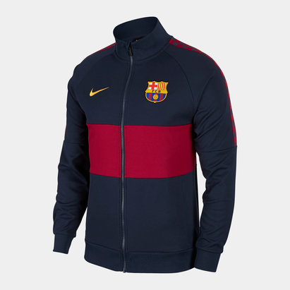 Nike Barcelona Home 19/20 96 Football Jacket
