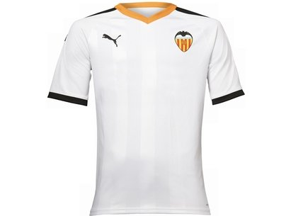 Puma Valencia Home Shirt 2019 2020 Junior