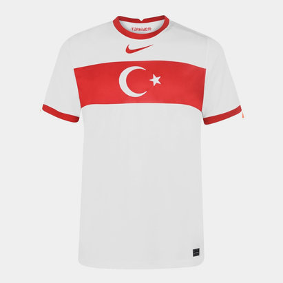 Nike Turkey 2020 Home Football Shirt