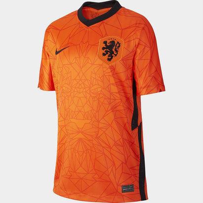 Nike Holland 2020 Kids Home Football Shirt