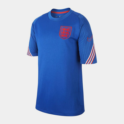 Nike England 2020 Kids Strike Football Top