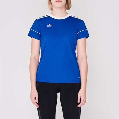 adidas Womens Football Squadra Jersey