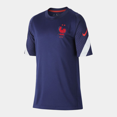 Nike France 2020 Kids Football Strike Top