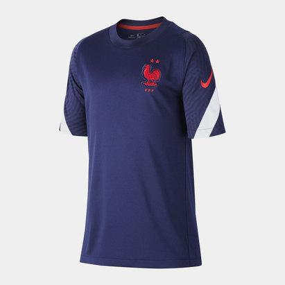 Nike France 2020 Kids Football Strike Top